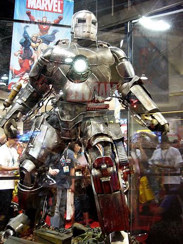 La Mark 1 en la Comic-Con